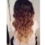 Uzun dalgalı saça Ombre fiyatı saçlar uzun olduğu için pahalıdır.