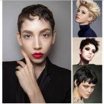 2017 Kısa Kesim Saç Modelleri
