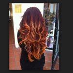 Balkabağı Saç Rengi Modeli
