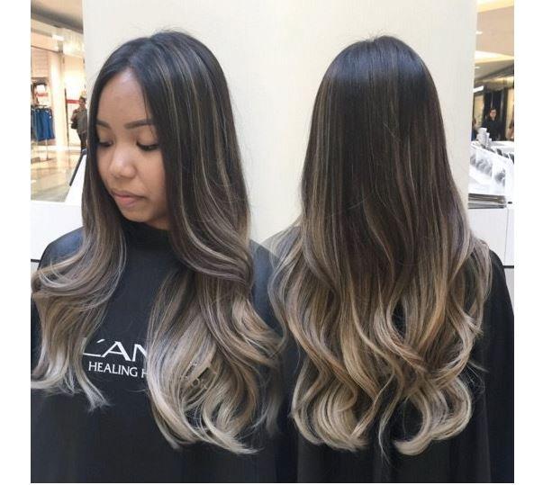 Bulunmaz 2019 Koyu Balyajlı Saç Renkleri Ve Modelleri