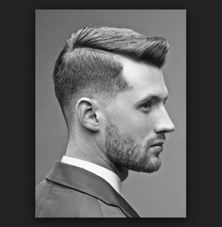 Erkek Kısa Saç Modeli