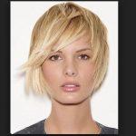 Katli kısa saç kesimleri inceli saçlar için