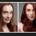 Kına Saç Renkleri ve Modelleri