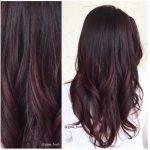 Maun balyaj saç rengi seçenekleri
