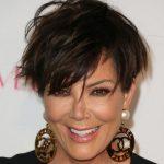 Kris Jenner Kısa Günlük Saç Modelleri
