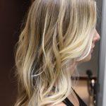 En Havalı Sarı Ombre Saçlar