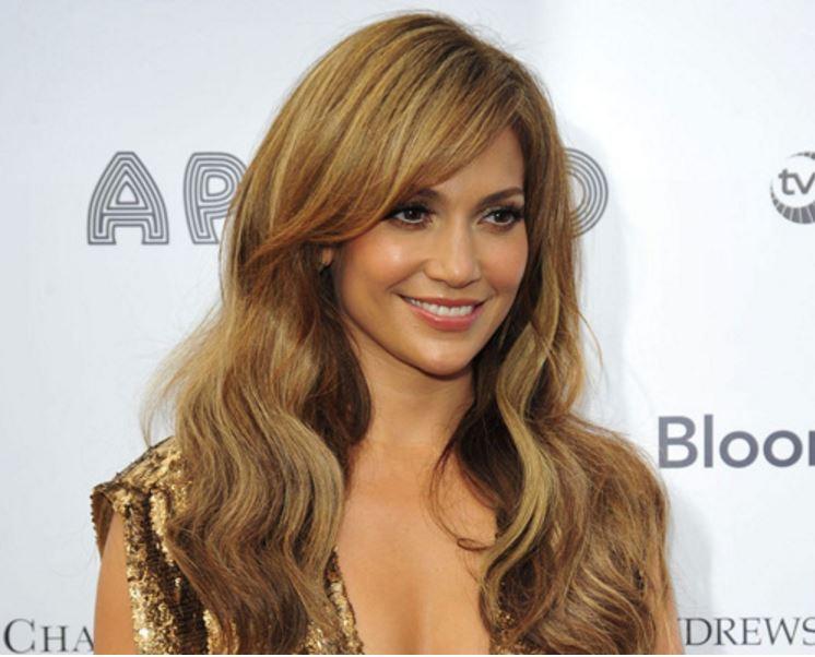 Jennifer Lopez 2017 Saç Renkleri Saç