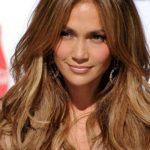 Jennifer Lopez Karamel Saç Renkleri