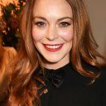 Lindsay lohan 2017 kumral saç rengi