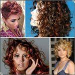2017 Çok Dalgalı Saçlara Göre Kesim Modelleri