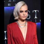 Cara Delevigne Kısa Saç Modeli Bakımlı Saçlar