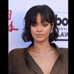 Rihanna Kahküllü Kısa Saç Modeli Bakımlı