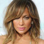 Jennifer Lopez Günlük Salık Saç Modeli