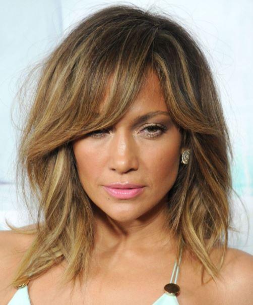 Jennifer Lopez Gunluk Salik Sac Modeli Sac