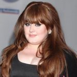 Kilolu Kadınlara Kahküllü Uzun Saç Modeli