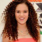 Uzun Şirin Permalı Genç Kız Saç Modeli