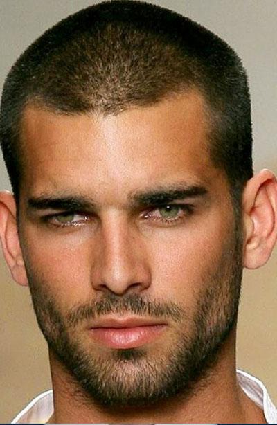 karizmatik 3 numara erkek saç modelleri