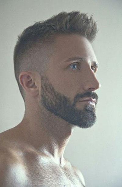 karizmatik kısa erkek saç modelleri