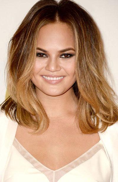 yuvarlak yüzler için saç kesimi modelleri