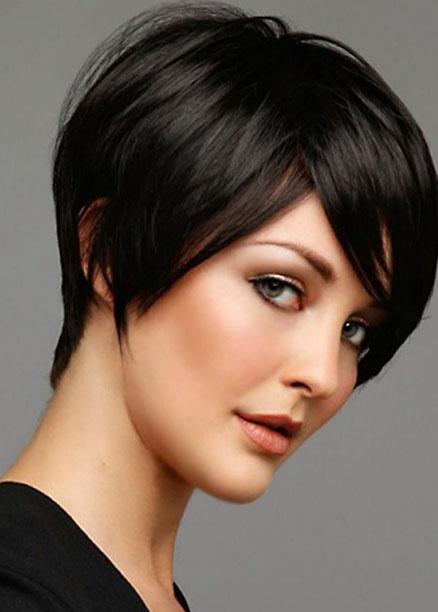 2018 Kadınlar Için Kısa Saç Modelleri Saç