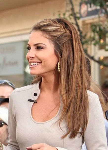 popüler kolay yapılabilinen saç modelleri