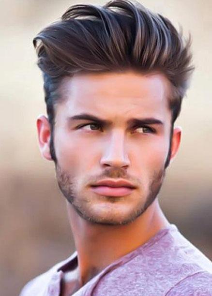 2018 erkek saç modelleri kısa