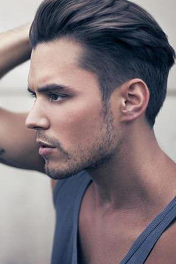 2018 Trend Erkek Saç Modelleri Saç