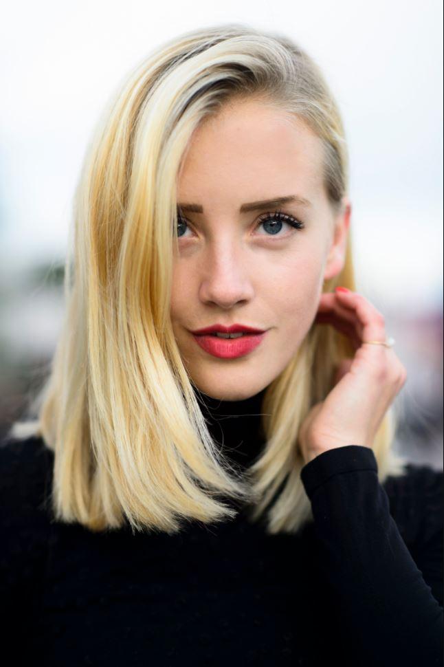 2018 Omuz Hizası Saç Modellerinde Ve Saç Renklerinde öneriler Saç